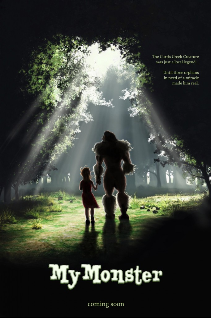 My Monster poster